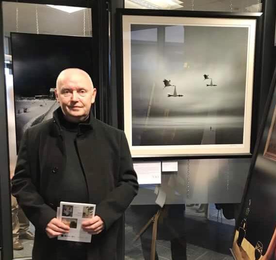 Visual Art Open Finalist Phil Mckay