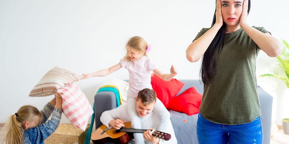 """Conférence """"Burnout Parental - parents au bord du gouffre"""""""