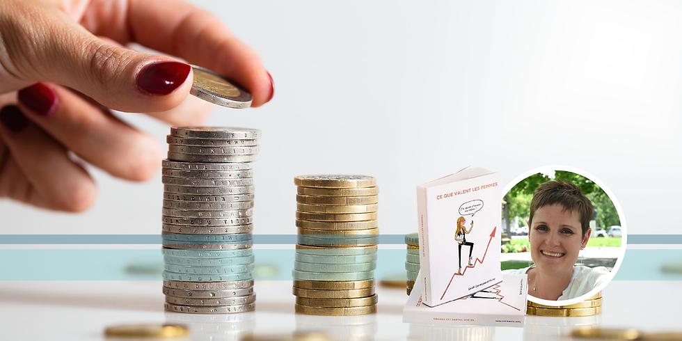 COMMENT ACCEDER A NOTRE INDEPENDANCE FINANCIERE QUAND ON EST UNE FEMME ?