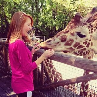 Friends at Memphis Zoo