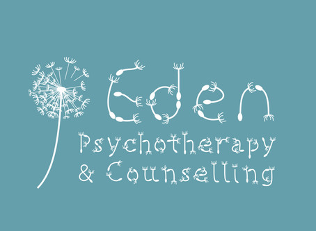 The New Eden Psychotherapy & Counselling  Logo