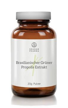 Grüne Propolis green brasilianisch brazil