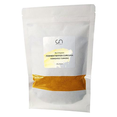 KURKUMA fermentiert Curcuma fermented Turmeric