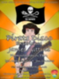 James Gittins Pirate Disco Experience fo