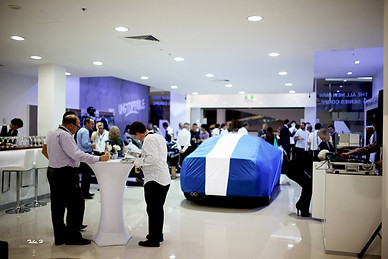 BMW Launch