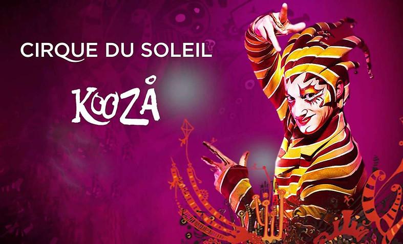 Cirque Du Soleil Kooza Catering