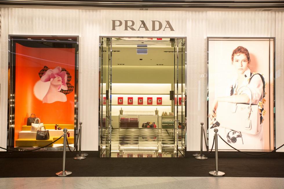 Prada Launch Catering