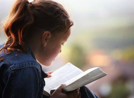 Idéias para a Devoção Pessoal dos Seus Filhos