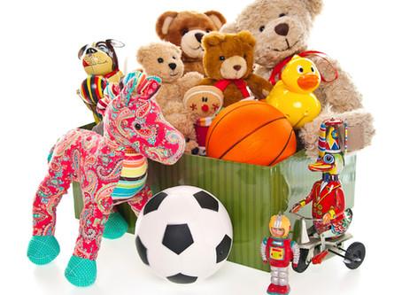 Como Escolher Brinquedos para os Filhos