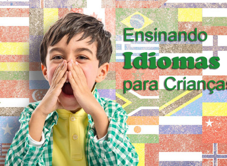 Ensinando Idiomas para Crianças