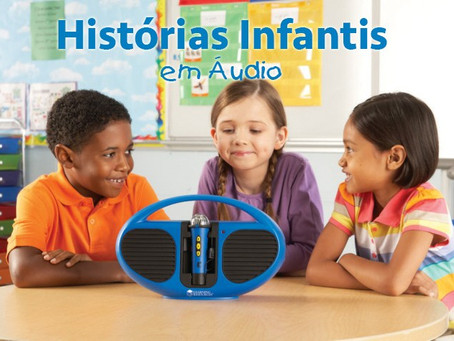 Histórias Infantis em Áudio