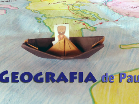 A Geografia de Paulo (Download)