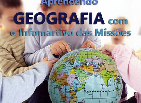 Aprendendo Geografia com o Informativo da Missões