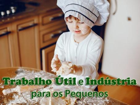 Trabalho Útil e Indústria para os Pequenos (Parte 1)