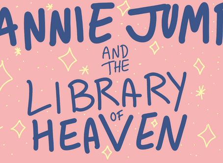 Annie Jump and the Library of Heaven