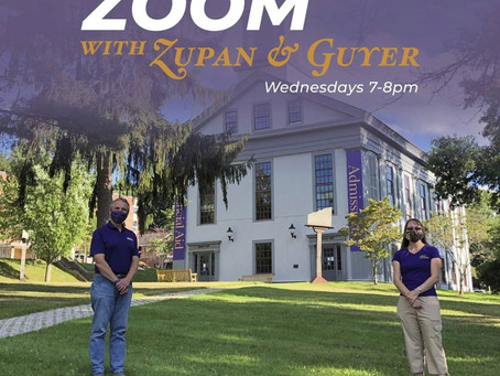 Zoom With Zupan & Guyer