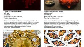Sculpture/Dimensional Studies