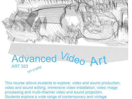 Advanced Video Art