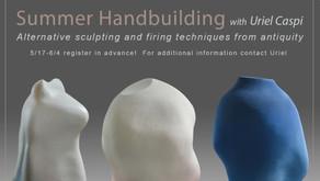 Summer Handbuilding