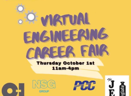 Virtual Engineering Career Fair