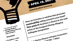 Startup Allegany Collegiate Competition