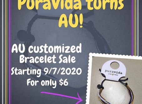 PuraVida Turns AU!