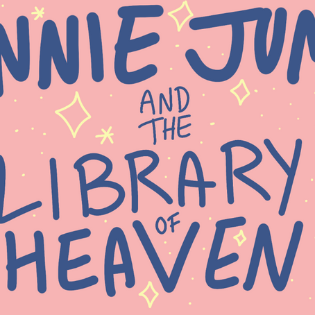 Theatre During a Pandemic: Annie Jump and the Library of Heaven