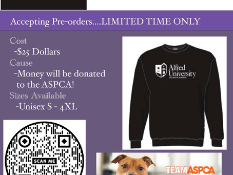AU College of Business Crewneck Sweatshirt
