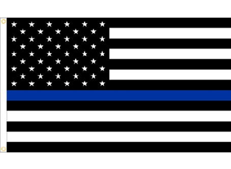 Blue Lives Do Not Matter
