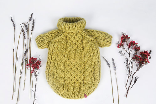 Knitted Sweater Pistachio
