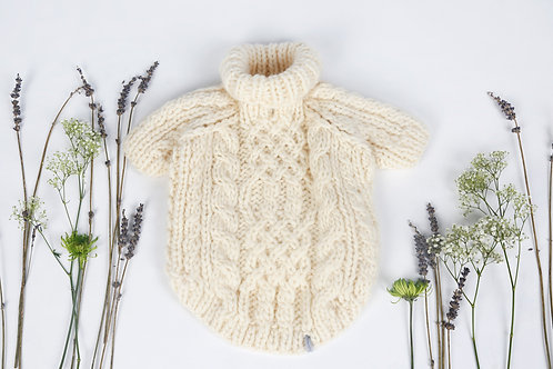 Knitted Sweater Cream