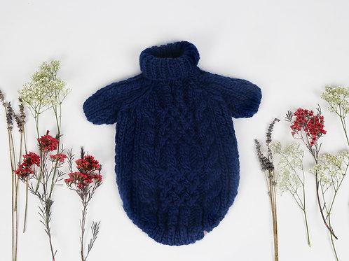 Knitted Sweater Indigo