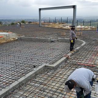 Concrete Foundation Rebar