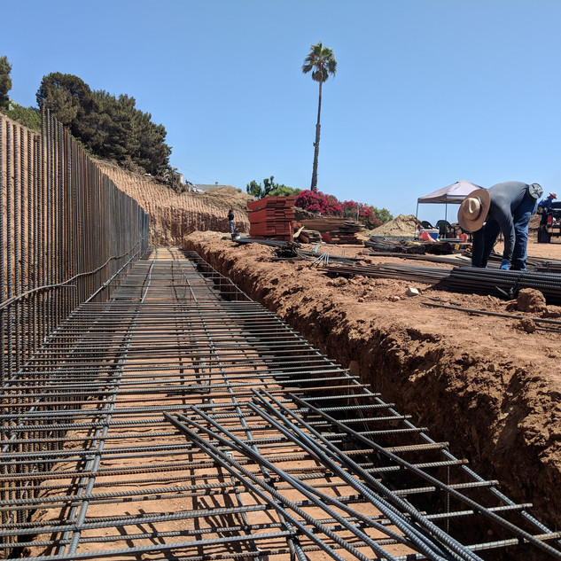 Rebar For Concrete Wall