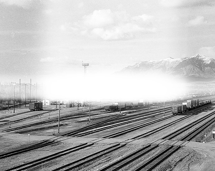OGD Trainyard - Light Leak