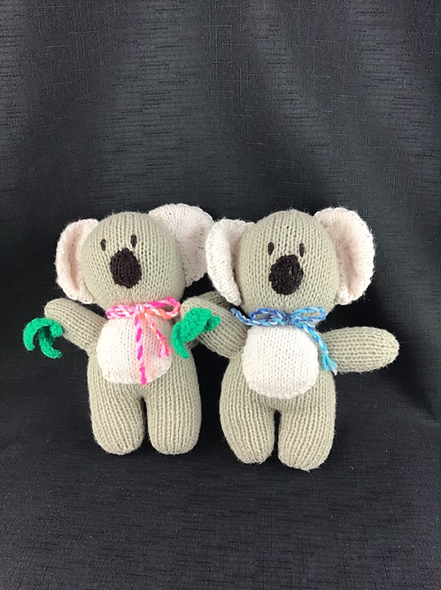 Koala twins