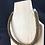 Thumbnail: Bronze bead chunky tight necklace