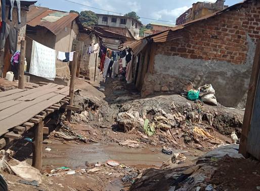 Surviving Lockdown in the slums