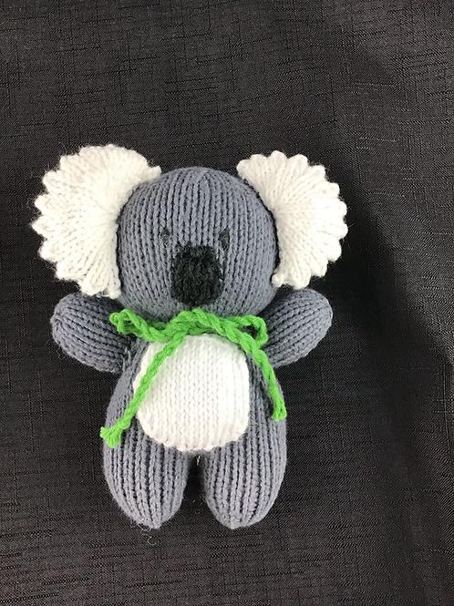 Fredrick the koala