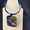 Thumbnail: Fabric pattern necklace