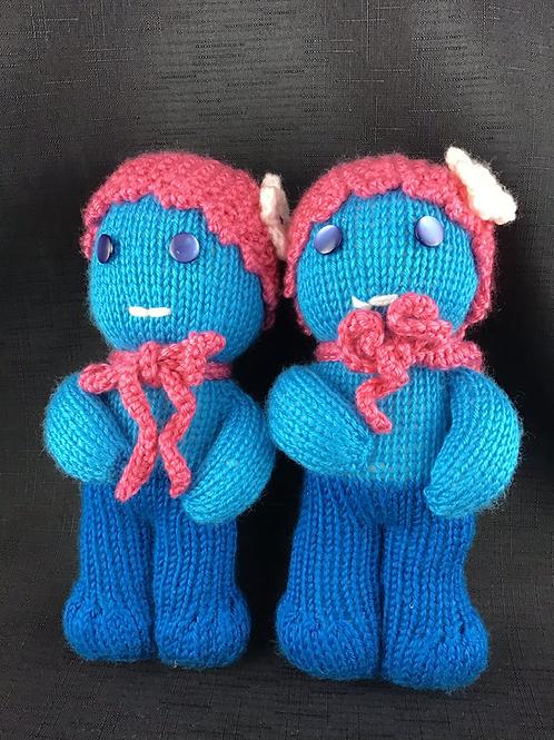 Blueberry twins