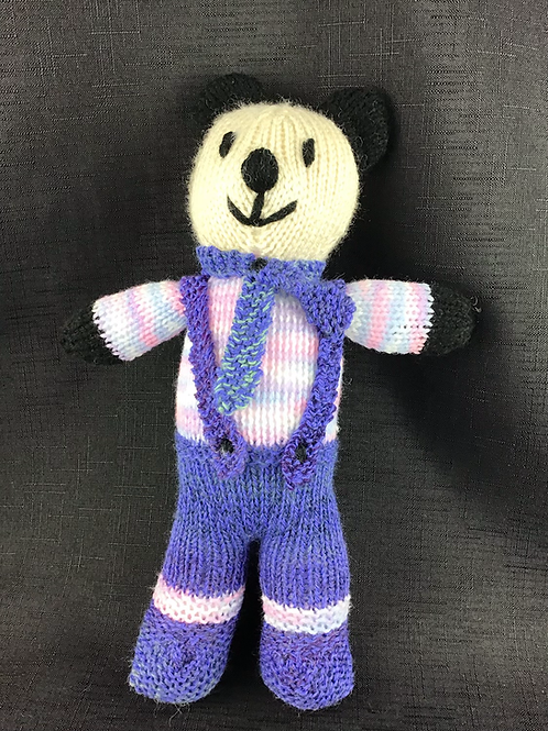 Bronty panda bear