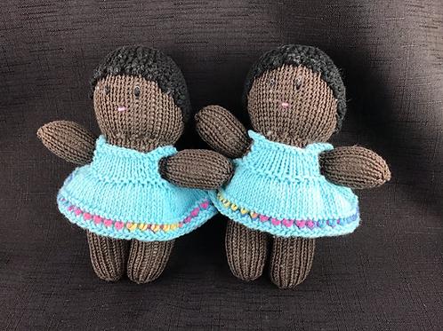 Nakato - little African doll