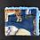 Thumbnail: Soft blue animal blanket