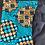 Thumbnail: Turquoise and tan mei tei
