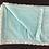 Thumbnail: Teal blue blanket