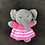 Thumbnail: Grace the little elephant