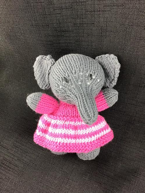 Grace the little elephant