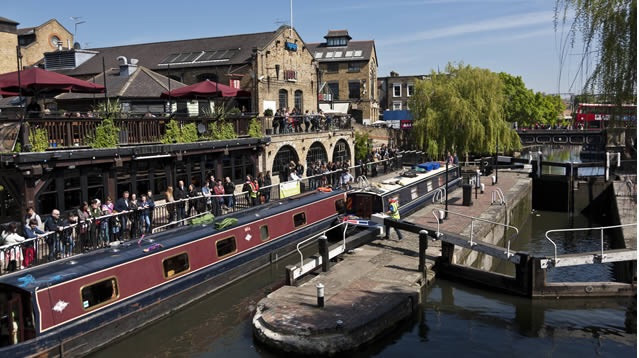 Camden Lock - Visit London's Website picture