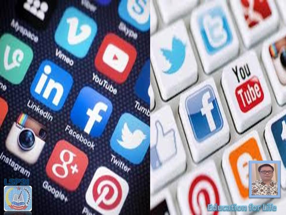 Social Media dan & Social Network (Perbedaan dan klasifikasinya)